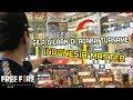 VLOG TERGILA DI TURNAMEN INDONESIA MASTER 2019 NGAKAK - GARENA FREE FIRE