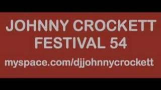 """Johnny Crockett """"Festival 54"""""""
