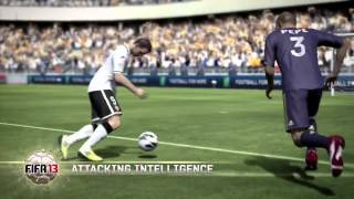 FIFA 13 - Trailer Gamescom