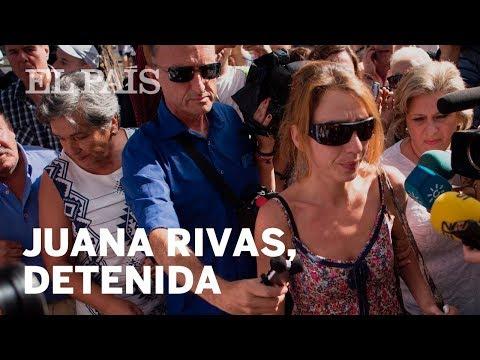 """""""¡Juana está en mi casa!"""": la  juana rivas"""