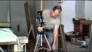 Штанга  АДА.Лазерный   уровень  АДА.(В этом видео показано каким образом можно использовать штангу АДА для лазерного уровня., 2016-03-07T12:17:16.000Z)
