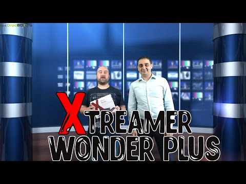 Xtreamer Wonder Plus Review Unboxing And Demo