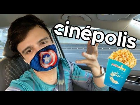 ¡DE REGRESO AL CINE! / NAVY from YouTube · Duration:  3 minutes 26 seconds