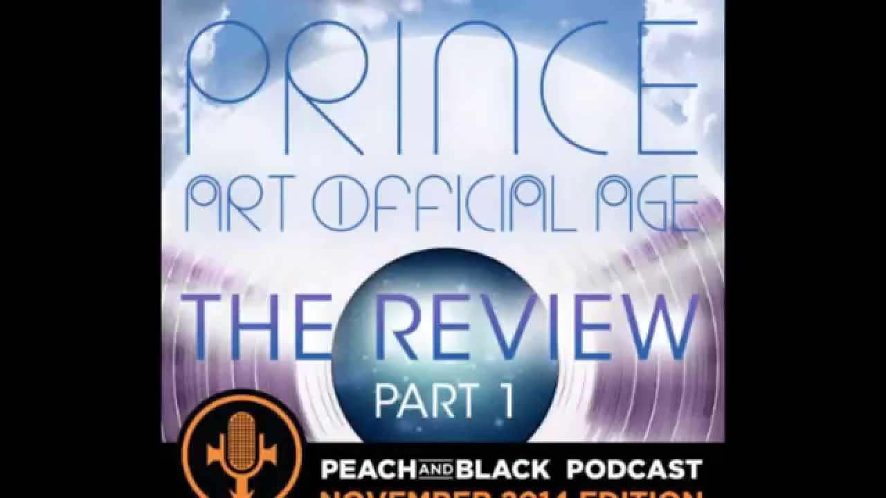 Prince - Art Official Age Album Review Part 1