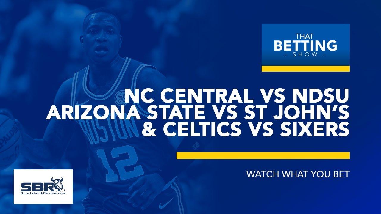 NCAA Tournament 2019 Schedule: First Four Odds, Predictions For Arizona State-St John's, NDSU-NCCU
