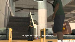 GTA San Andreas : Mision #104 - End of the Line (Mision Final) - Tutorial
