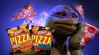 We Ate Pepperoni Pizza Chips - Ign Original