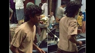 Dhanush Anegan Movie Making Images