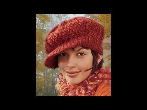 превосходные вязаные кепки вязанные кепки для жещин Youtube