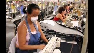 Industria textil mexicana y el comercio exterior