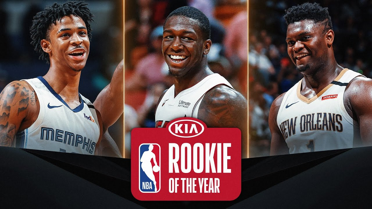 #KiaROY Three Finalists | 2019-20 NBA Season
