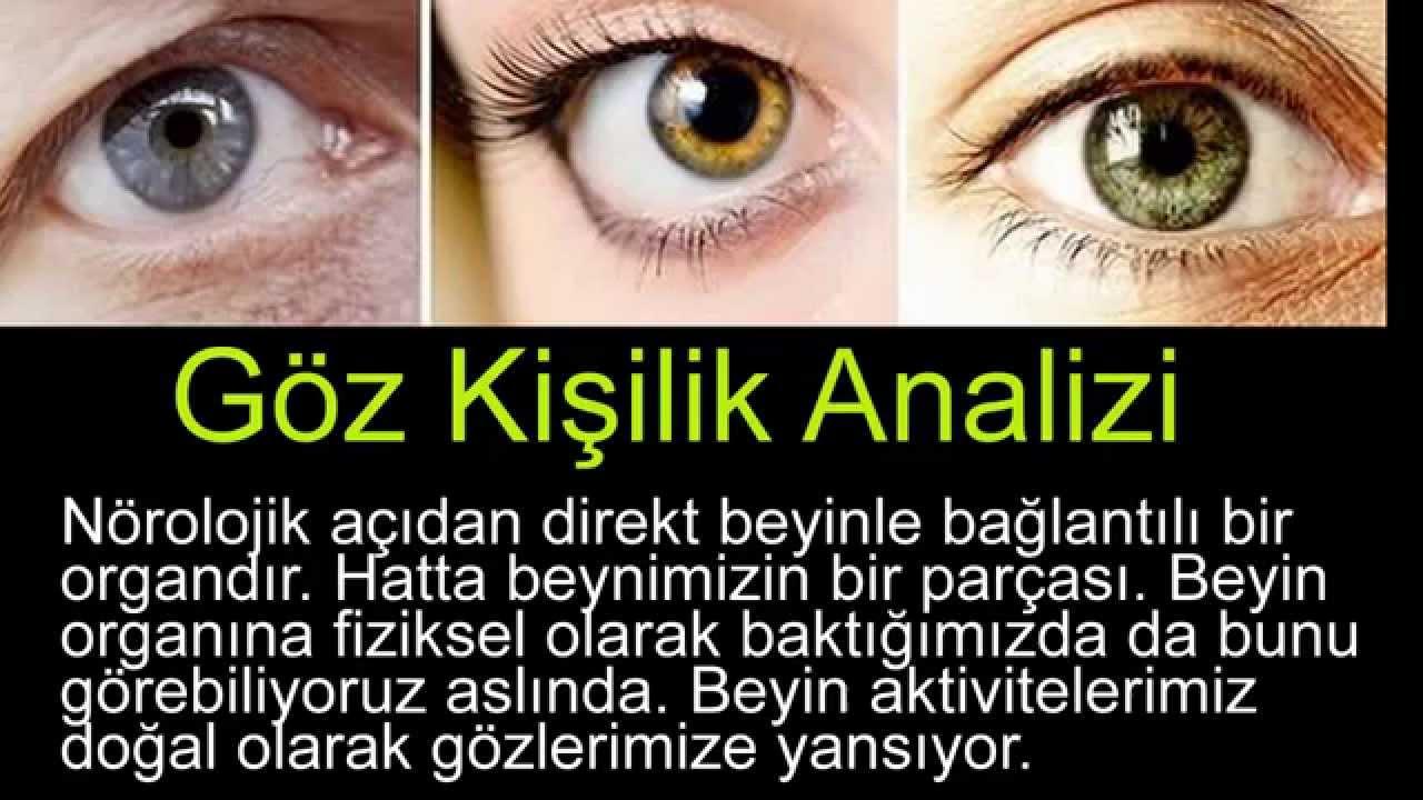 Göz Rengine Göre Kişilik Analizi Mavi, Yeşil, Ela, Kahverengi, Gri Göz Eye, göz falı, Göz özellikler