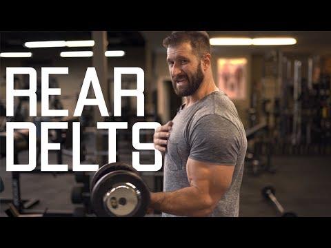 How To Get Bigger Rear Delts | Best Posterior Deltoid Exercises