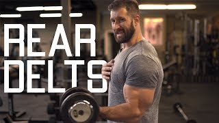 How To Get Bigger Rear Delts | Best Posterior Deltoid Exercises