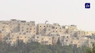 الاحتلال يصادق على بناء مئات الوحدات الاستيطانية في الضفة الغربية - (11-1-2018)