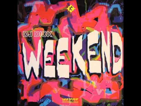 DJ Dick   Weekend Zombie Mix
