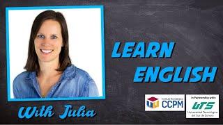 Learn English With Julia #20