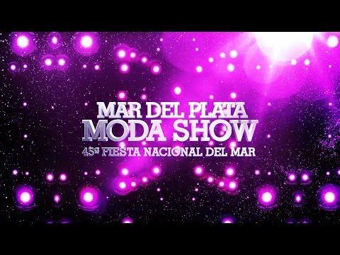 Mar del Plata Moda Show - Programa 14/01/17