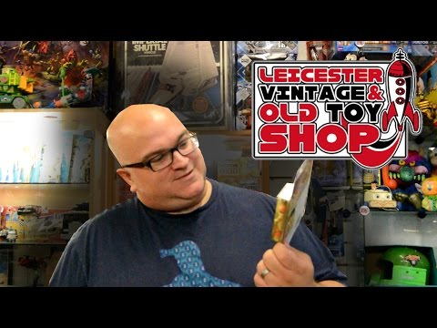 Leicester Vintage Toy Shop Tour #2