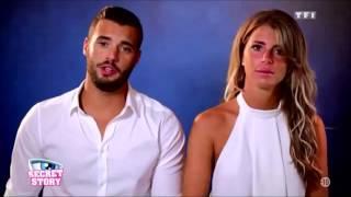 Secret Story 9 - Le portrait et l'entrée des jumeau