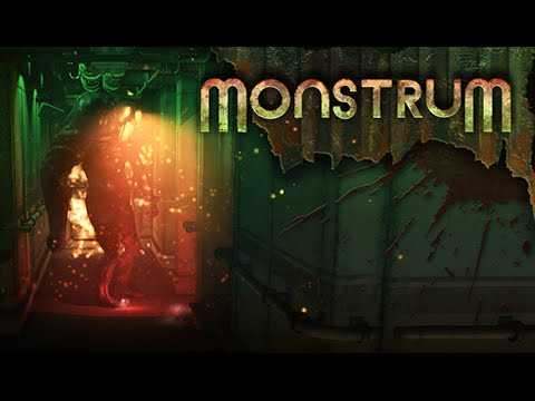 Monstrum Early Access Gameplay Trailer - YouTube