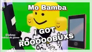 Roblox Mo Bamba Parodie Meme