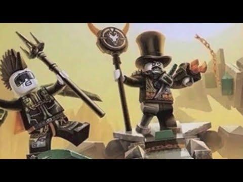 Live ninjago season 8 finale review season 9 theories - Lego ninjago nouvelle saison ...