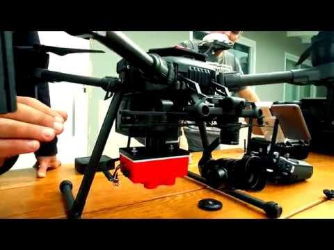 DJI Matrice 210 RTK / REDEGDE-M / X5S / CENDENCE @ FLORIPA DRONE