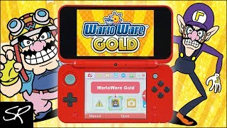 WarioWare Gold Review (Nintendo 2DS/3DS) | Fun, Wacky & FRUSTRATING!
