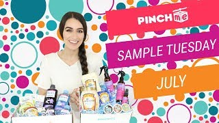July Sample Tuesday Unboxing