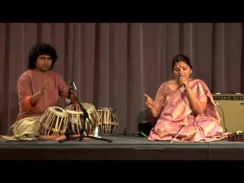 Kala Ramnath Introduces the Principles of a Raga: Part II