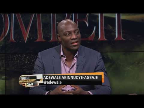 Actor Adewale Agbaje on his New Movie