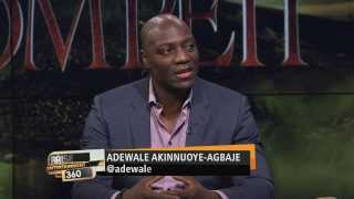 Actor Adewale Agbaje on his New Movie PompeiiPart I