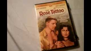 The Rose Tattoo (1955) - DVD UNBOXING Review