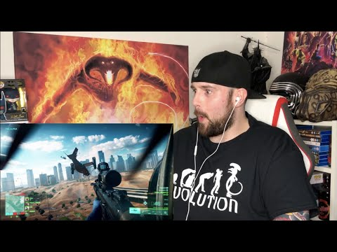 Battlefield 2042 | Official Gameplay Trailer - REACTION