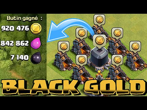 Clash Of Clans - PAYBACK!! 1.7 MILLION STOLEN!!! (Top 5 countdown)