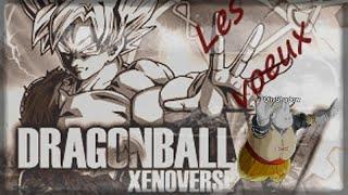"""Dragon Ball Xenoverse """"le vœux, je veux une nouvelle attaque ultime"""""""