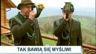 """Majówka 2010 w Gminie Laskowa. Koło łowieckie """"Szałas"""" w Ujanowicach cz. 4"""