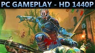 Nosgoth | PC GAMEPLAY | HD 1440P