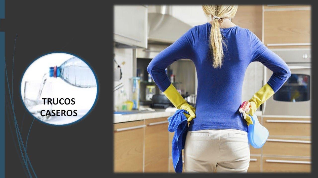 Trucos caseros con vinagre para la limpieza del hogar - Productos de limpieza caseros ...