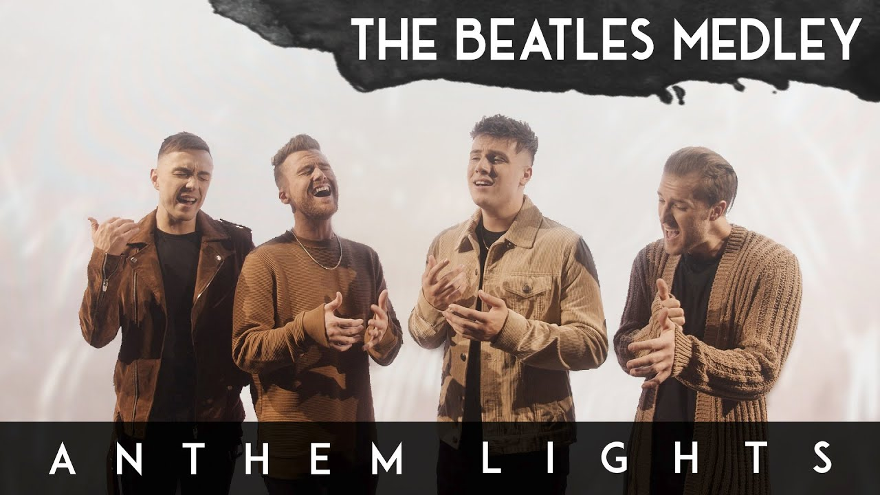 BEATLES Medley: Here Comes The Sun x Come Together x Yesterday (Anthem Lights Cover)