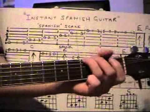 GUITAR LESSON BEGINNER'S FLAMENCO GUITAR OSWIN MUSIC