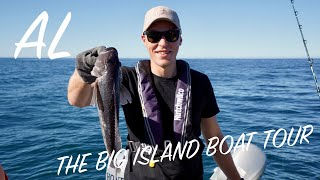 KAIKOURA FISHING FRENZY FIRST STAGE OF THE BIG ISLAND BOAT TOUR South Island EP22