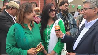 Pakistan Independence Day Manchester 2018 K2 Tv Part 21