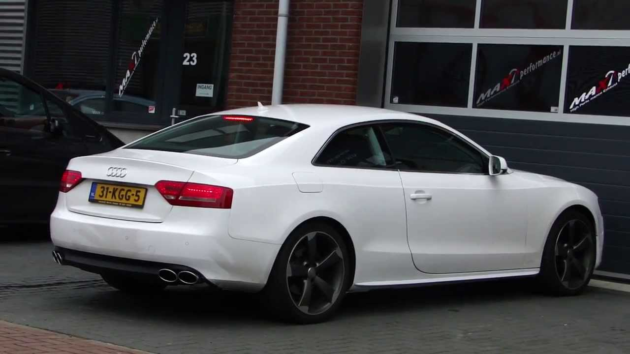 audi a5 coup 1 8 tfsi sport exhaust system by. Black Bedroom Furniture Sets. Home Design Ideas