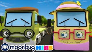Baby Truck   Cartoons & Kids Songs   Moonbug Kids - Nursery Rhymes for Babies