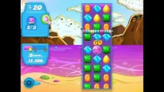 Candy Crush Soda Saga Level 16 Bubble Bears Intro
