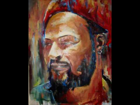 Marvin Gaye - I Want You (Breakdown Edit By Mr. K)