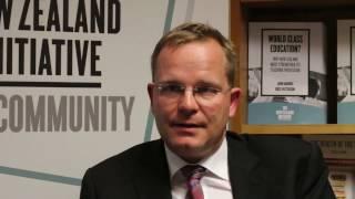 Oliver Hartwich: Sharing New Zealand's progress