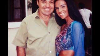 Solange Gomes desmaia após saber da morte de Gugu Liberato e relembra passado com o...